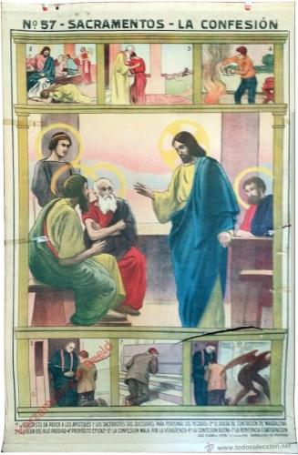 57 - Sacramentos - La confesión [Spaans]